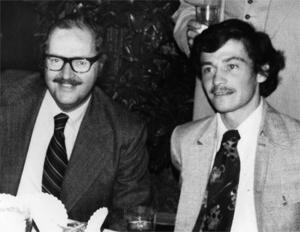 Claude St-Jean & Dr Barbeau
